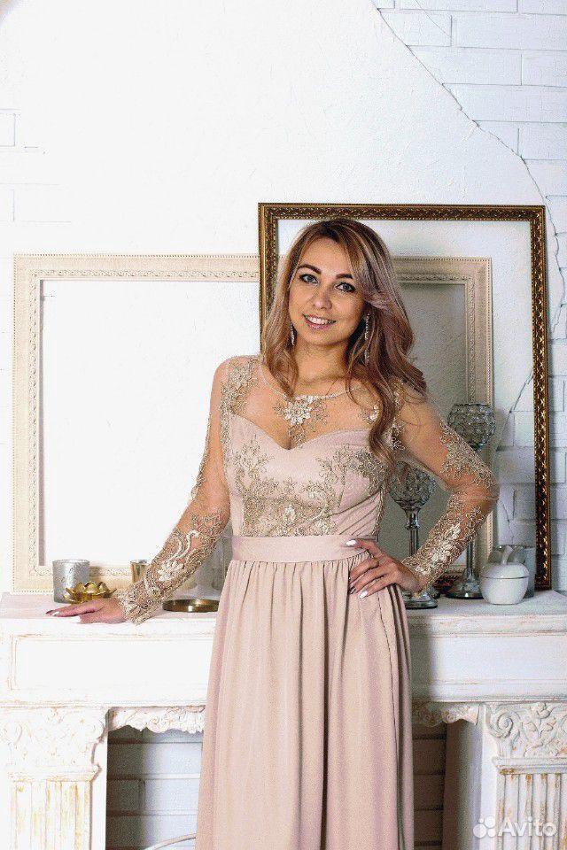Вечернее платье на мероприятие  89520256041 купить 1