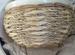 Горшки керамические глазурованные лозой, декорир-e