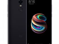 Xiaomi Redmi 5 Plus 4Gb 64Gb Черный