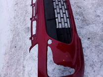 Передний бампер Kia Rio 4