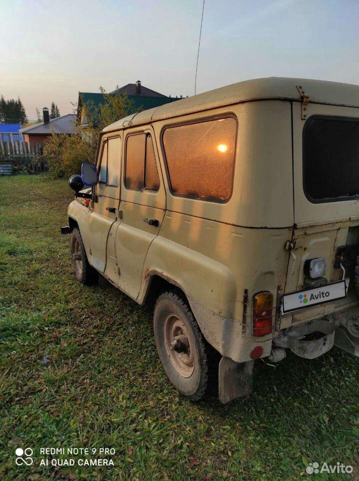 УАЗ 469, 1997  89058748650 купить 7