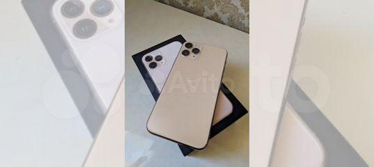 iPhone 11 PRO золотой 64 гб купить в Нижегородской области | Бытовая электроника | Авито