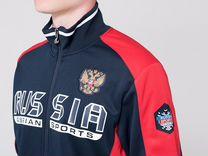 Спортивный костюм Russia — Одежда, обувь, аксессуары в Санкт-Петербурге
