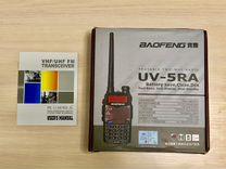 Новая рация Baofeng UV-5RA