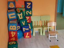 Детский сад в крупном жилом массиве
