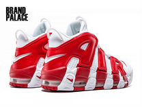 Nike Air More Uptempo Red Flag