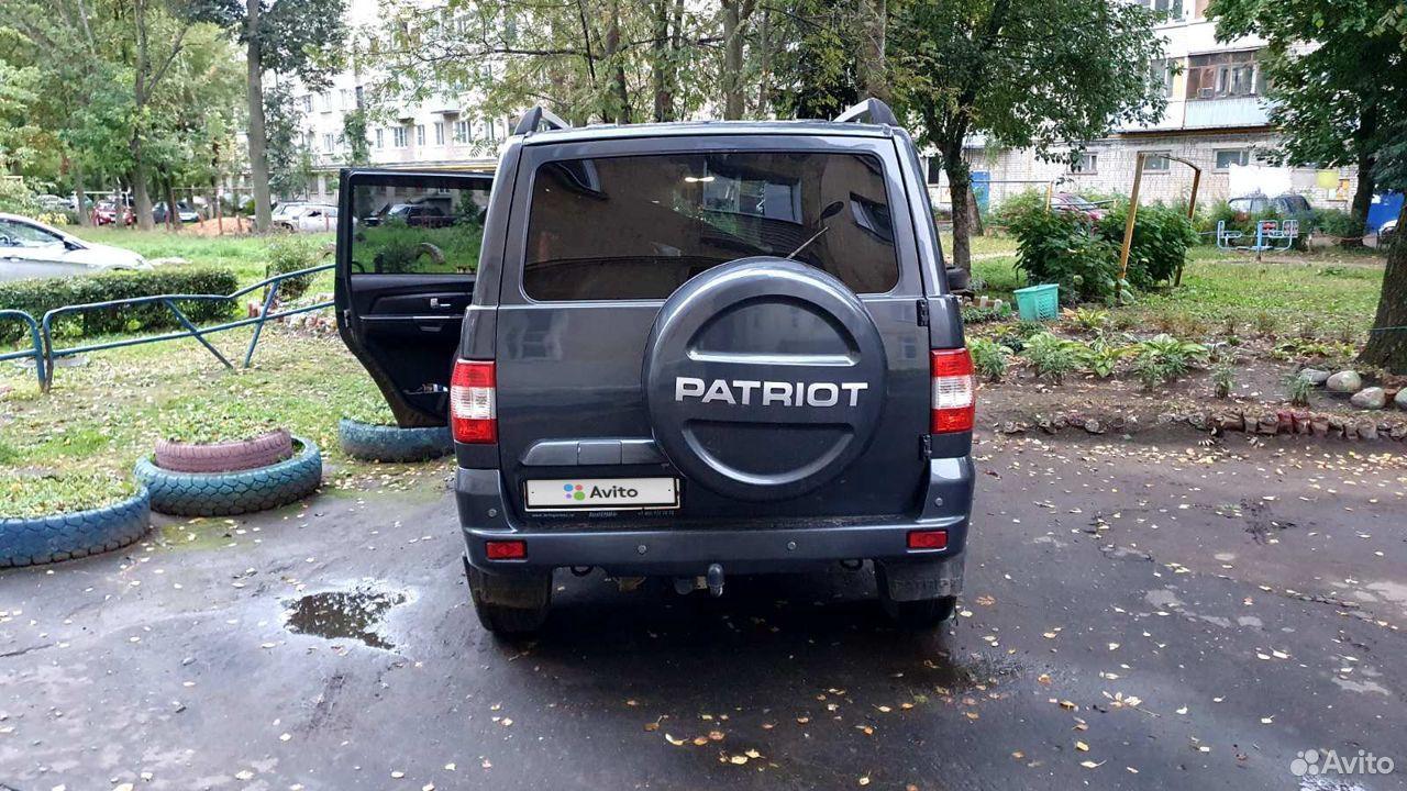 УАЗ Patriot, 2016  89066106306 купить 4