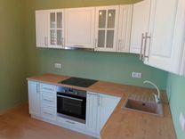 Кухонный гарнитур, монтаж, установка