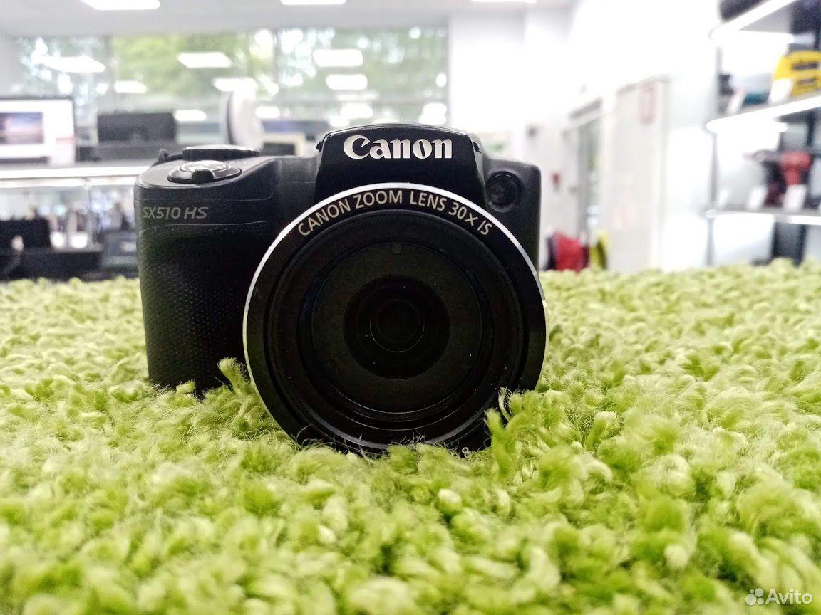 Фотоаппарат Canon PowerShot SX510 HS(кр90б)  89914629533 купить 1