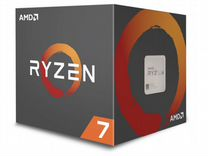 Процессор AMD Ryzen 7 2700, SocketAM4 новый
