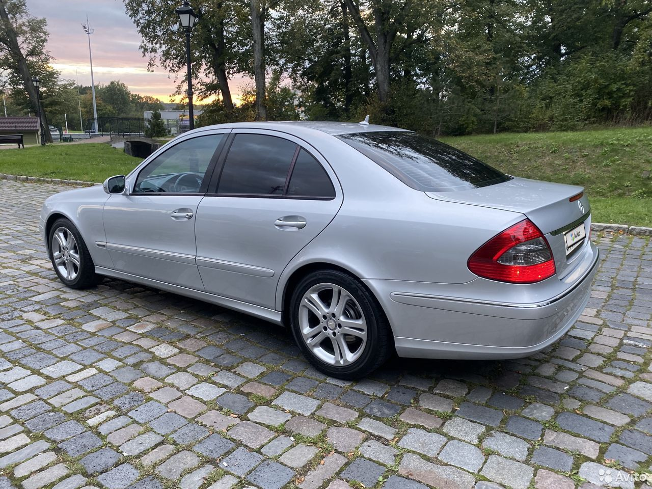 Mercedes-Benz E-class, 2009  89097977517 buy 7