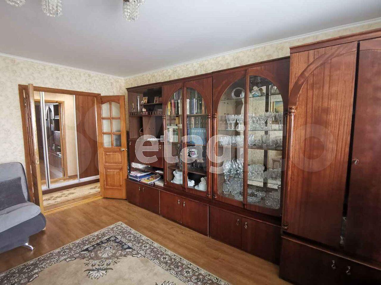 3-room apartment, 61 m2, 4/9 FL.  89610020640 buy 8