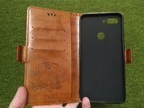 Чехол-книжка для Xiaomi Mi 8 Lite