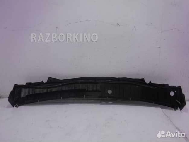 Водосток лобового стекла (жабо) Тойота Camry XV50  88124673703 купить 2