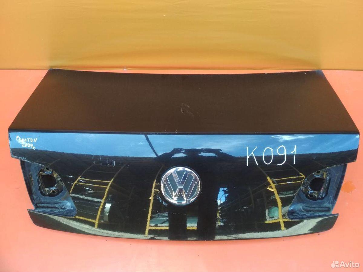 84732022776  Крышка багажника Volkswagen Phaeton 2002-2016