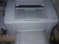 LaserJet Pro M104a