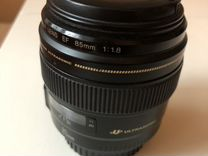 Объектив Canon EF 85mm f/1.8