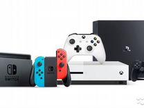 Игры/Приставки PS3/PS4/xbox/vita/switch