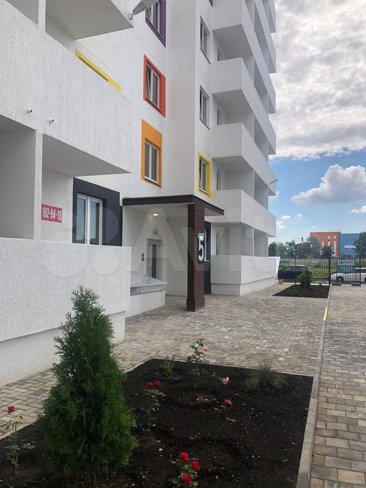 Квартира-студия, 21 м², 1/9 эт.  89184930331 купить 8