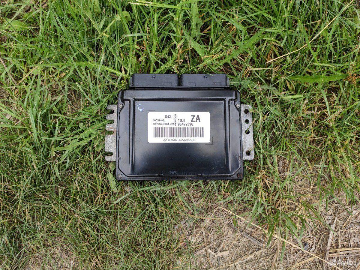 Электронный блок управления Chevrolet Lacetti  89190333000 купить 1
