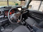 Suzuki Jimny 1.5AT, 2019, 6000км объявление продам