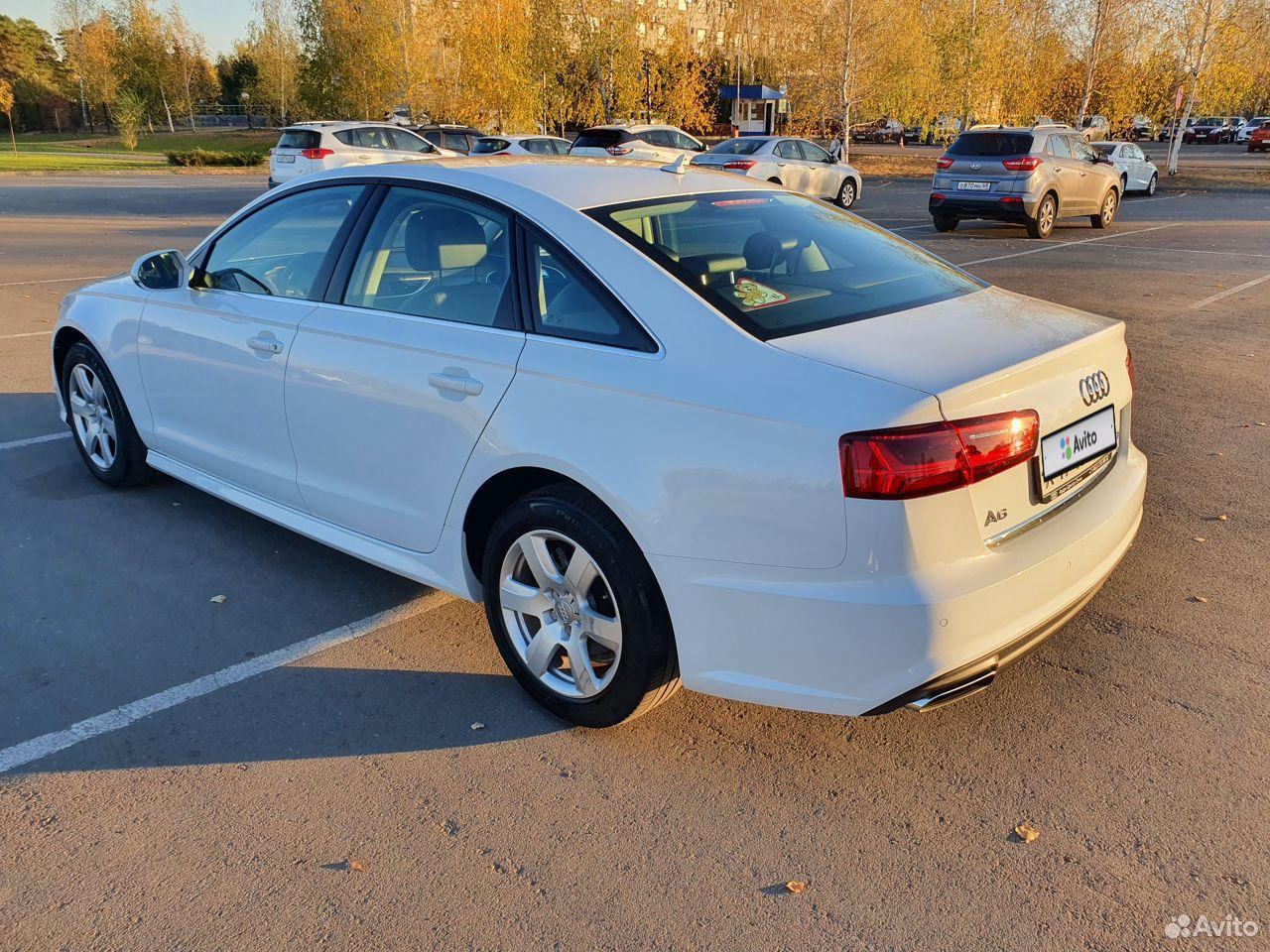 Audi A6, 2018  89588677578 купить 8