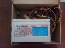 Codegen GoldenPower 300W. ATX: 2.03. Model: 300XA