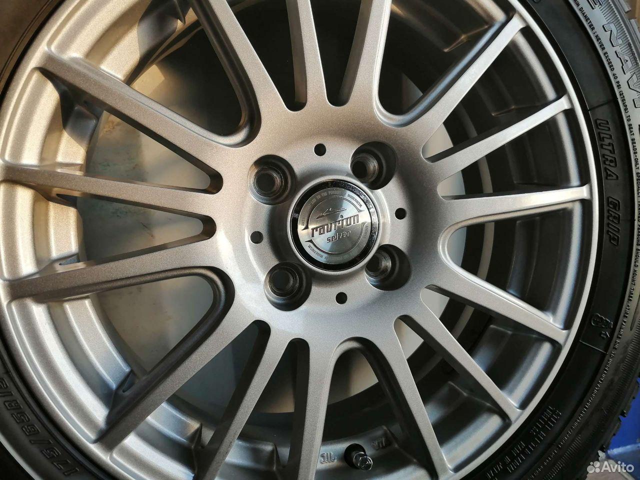 Комплект колес (№148) из Японии  89244146927 купить 3
