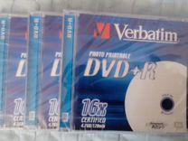 Диски DVD+RW, DVD+R photo, mini DVD-r 8mm