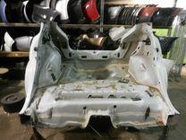 Задняя часть кузова отрезная Nissan Juke F15