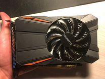 Видеокарта gigabyte GeForce GTX 1050 Ti 4G