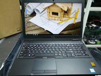 Редкая серия ноутбуков Dell для проектирования