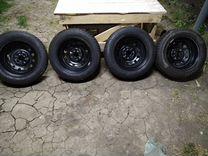 Комплект зимних колёс Tigar sigura stup (rotation) — Запчасти и аксессуары в Саратове