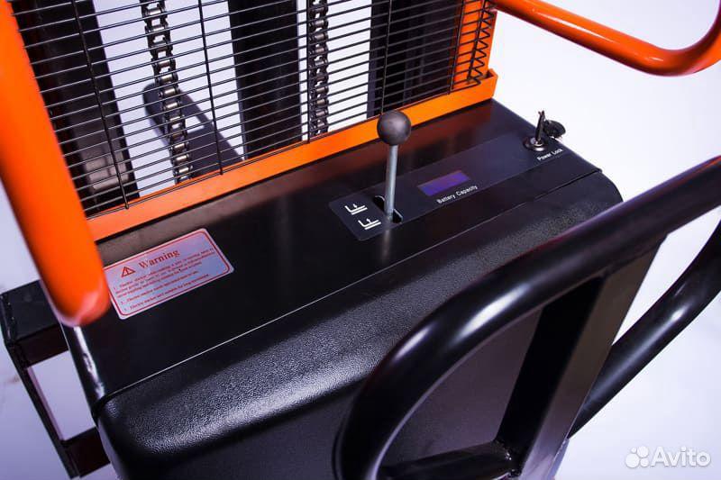 Штабелер гидравлический С электроподъемом TOR 1016  89601194386 купить 2