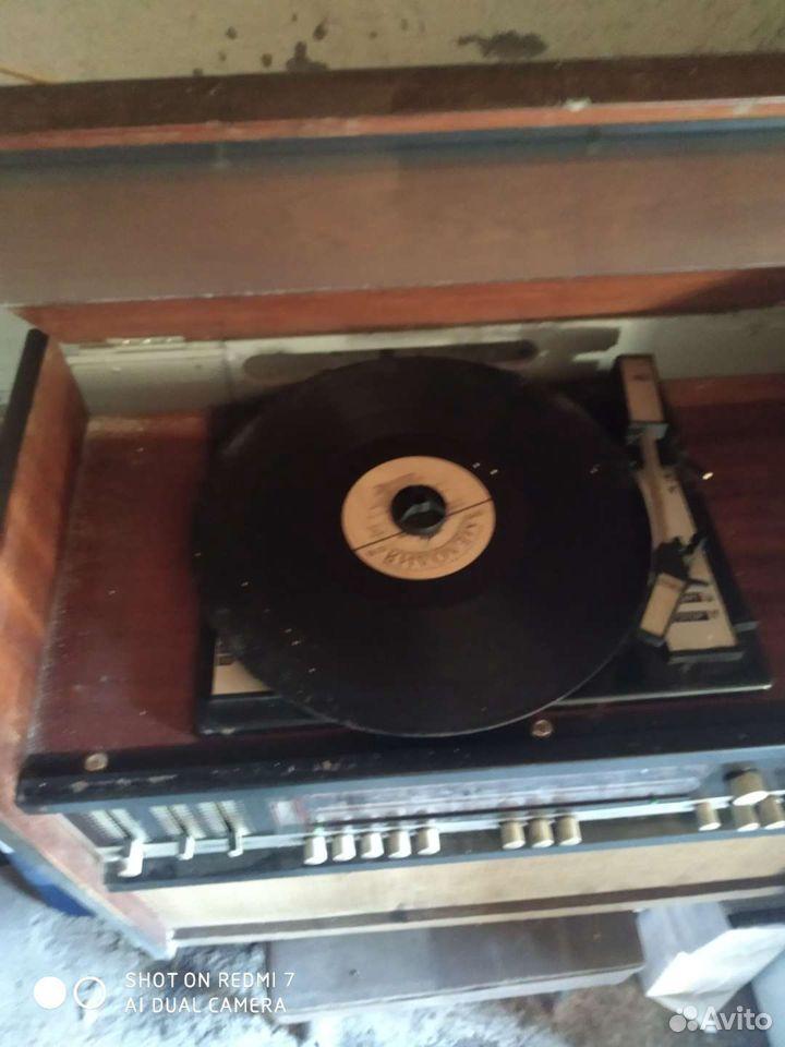Радиола радиотехника мелодия 102  89000423253 купить 4