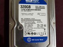 Жесткий диск 320gb 3.5sata BB29392276 — Товары для компьютера в Краснодаре