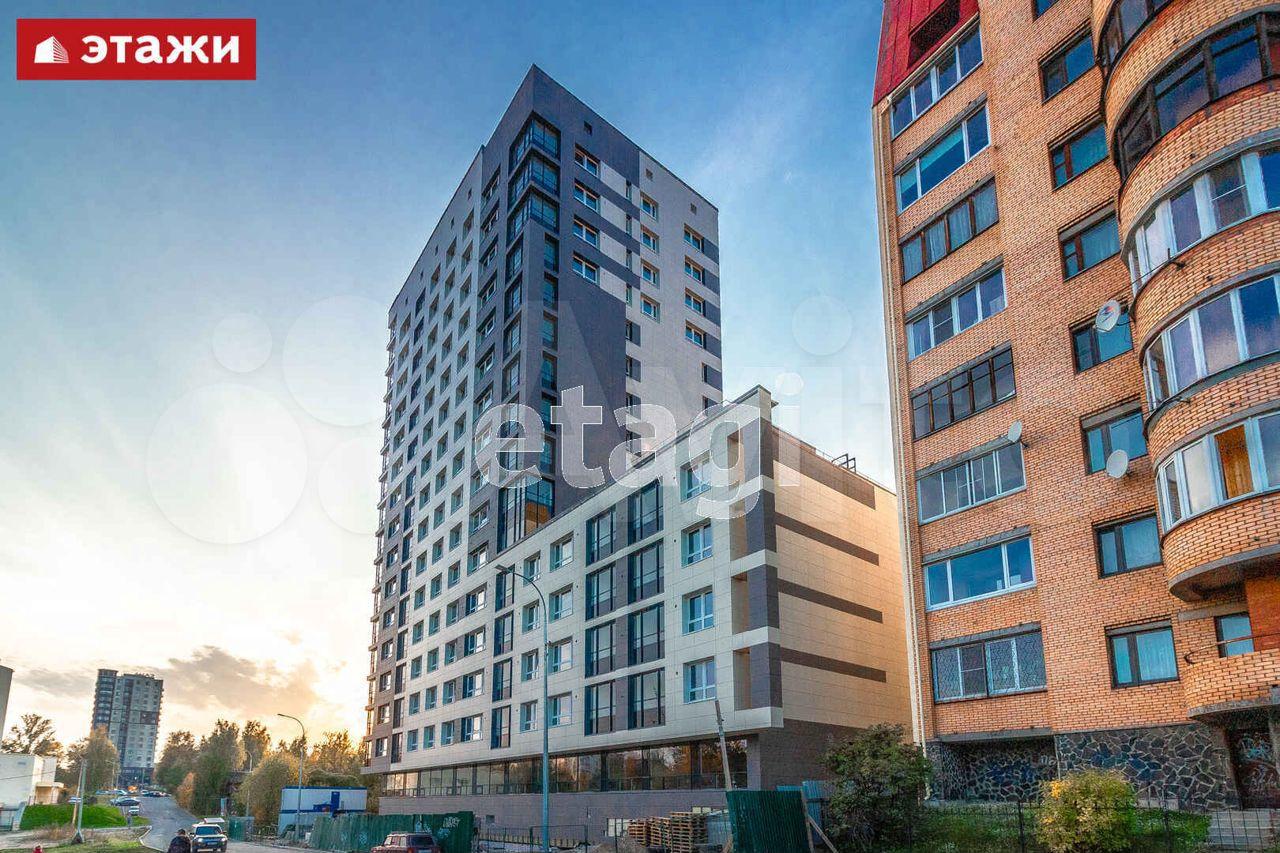 4-к квартира, 118.5 м², 5/16 эт.  89214694013 купить 1