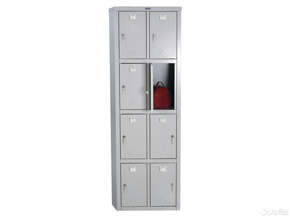 Шкафы для раздевалок для одежды (локеры)