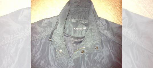 1eec890ff9d65d4 Куртка-ветровка kanzler купить в Москве на Avito — Объявления на сайте Авито