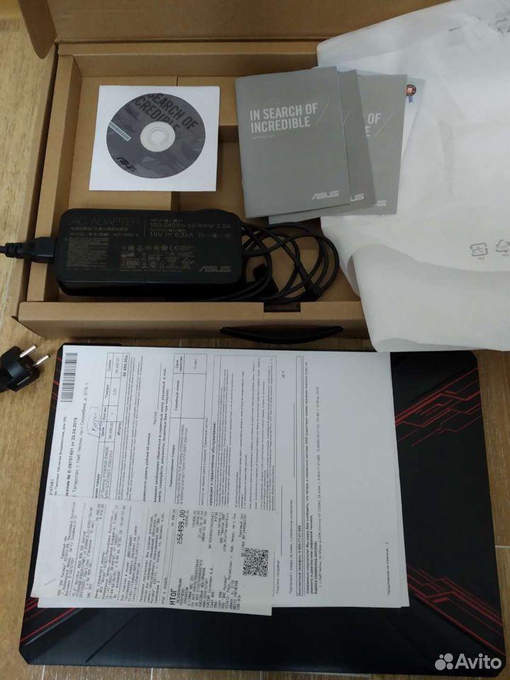 Ноутбук игровой asus Идеальное состояние  89600867798 купить 3
