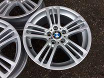Оригинальные диски R18 от BMW X3 F25, X4 F26 368 с