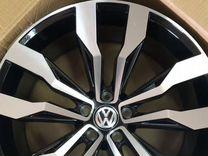 Диски R20 на Volkswagen Touareg Фольксваген Туарег