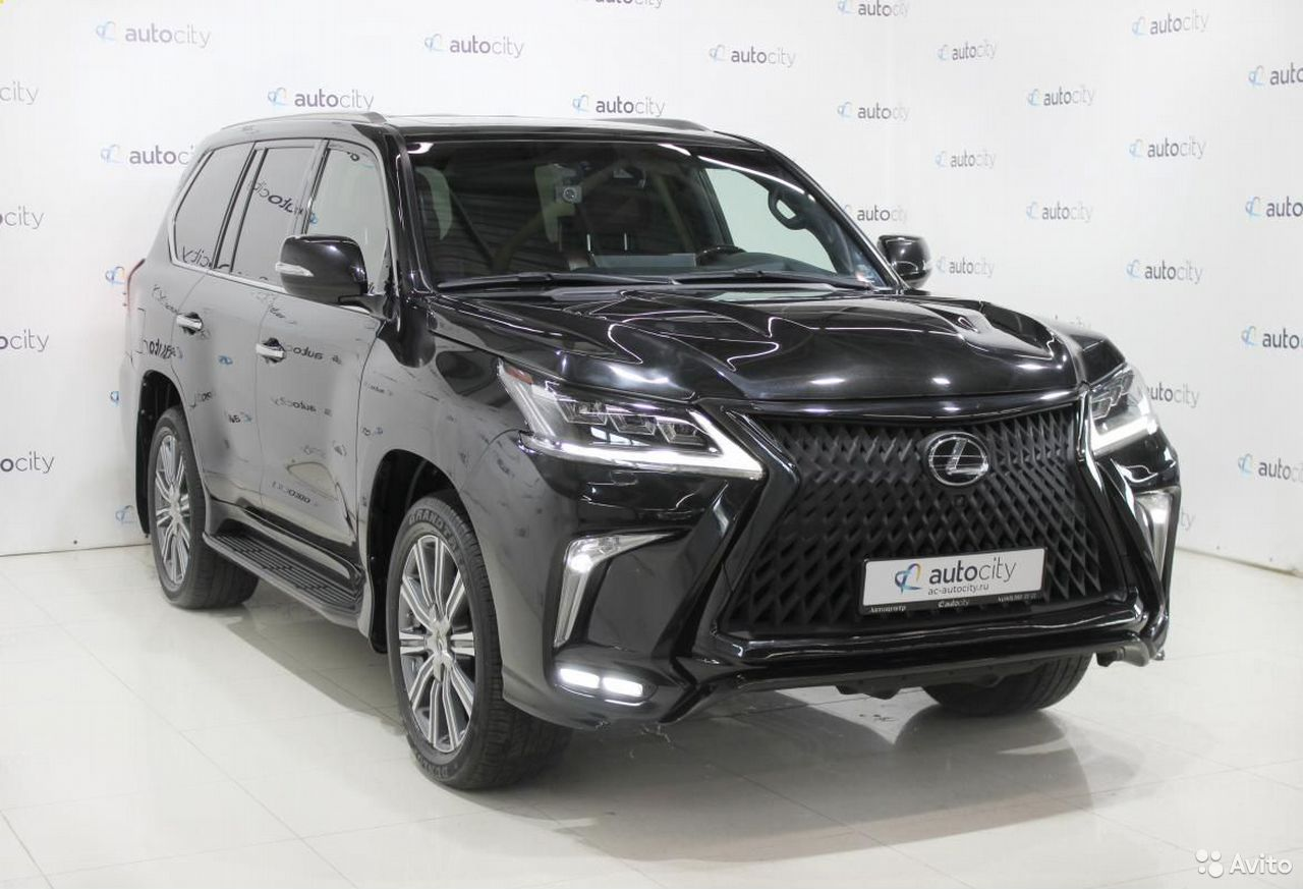 Lexus LX, 2016  83832910432 купить 6